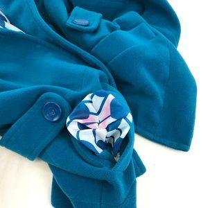 Anthropologie Jackets & Coats - Anthropologie Tulle Hooded Jacket Size Medium